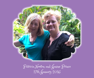2016-01-17 Janine Prince and Patricia Newton